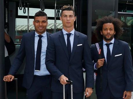 Real Madrid đặt chân đến Kiev, chinh phục kỷ lục 'không tưởng'