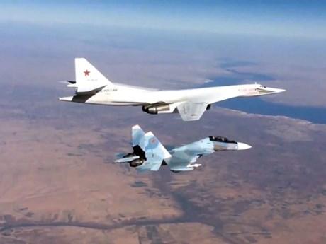 """[Photo] Các loại vũ khí """"khủng"""" được Nga sử dụng chống IS"""