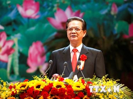 Thủ tướng Nguyễn Tấn Dũng: Phong trào thi đua cần bám sát cuộc sống