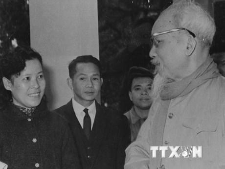 Hình ảnh Thông tấn xã Việt Nam 72 năm đồng hành cùng đất nước