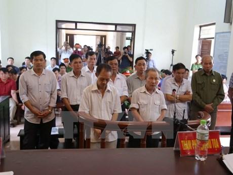 Xử phúc thẩm vụ vi phạm trong quản lý đất đai ở Đồng Tâm vào 14/11