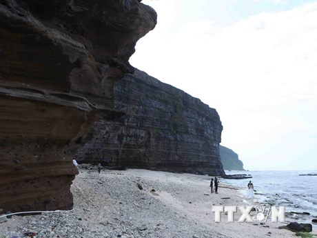 [Photo] Những thắng cảnh hút hồn du khách ở huyện đảo Lý Sơn