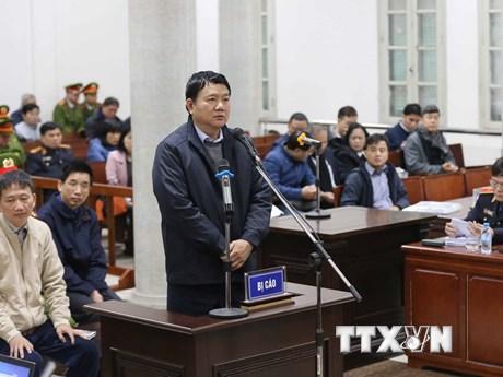 [Photo] Ngày thứ ba phiên tòa xét xử Trịnh Xuân Thanh và đồng phạm