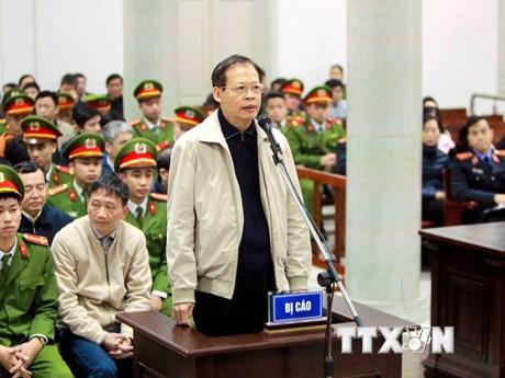 [Photo] Ngày thứ tư phiên tòa xét xử Trịnh Xuân Thanh và đồng phạm