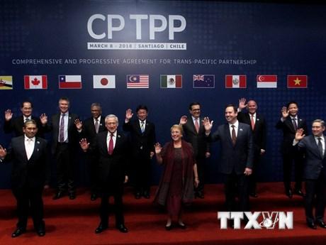[Photo] Những hình ảnh về lễ ký hiệp định CPTPP tại Chile