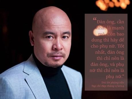Những câu nói ấn tượng của ông 'trùm càphê' Đặng Lê Nguyên Vũ