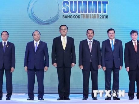 Thủ tướng Nguyễn Xuân Phúc dự lễ khai mạc hội nghị ACMECS