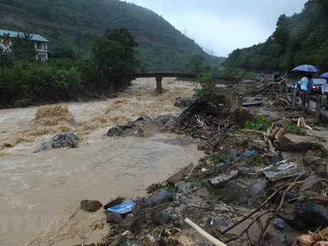 Các tỉnh miền núi phía Bắc chủ động ứng phó với mưa lũ, sạt lở đất