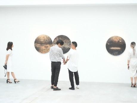 """Hình ảnh Không gian nghệ thuật đầy mê hoặc của """"Tỏa 2"""""""