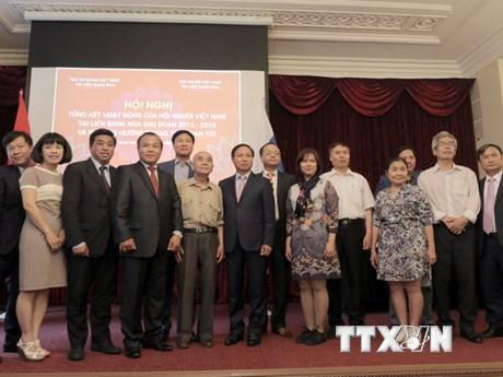Cộng đồng người Việt tại Nga đổi mới để hội nhập và phát triển