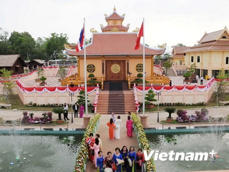 [Photo] Khánh thành Khu nhà tưởng niệm Bác Hồ tại Thái Lan
