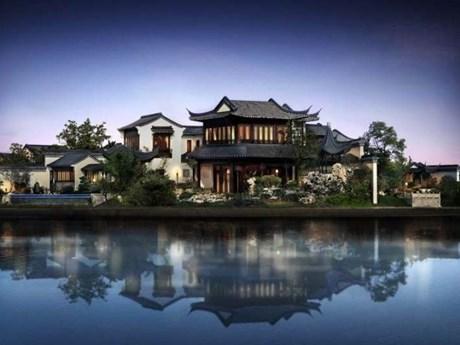 Mục sở thị căn biệt thự đắt giá nhất Trung Quốc