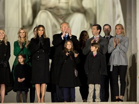 Hàng nghìn người dự buổi hòa nhạc trước lễ nhậm chức của ông Trump