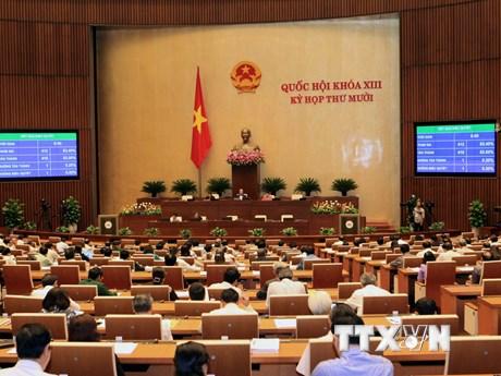 Lần đầu tiên Việt Nam có luật về hoạt động khí tượng thủy văn