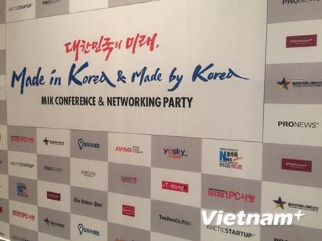 """[Photo] Toàn cảnh sự kiện """"Made In Korea"""" 2016 ở Seoul"""