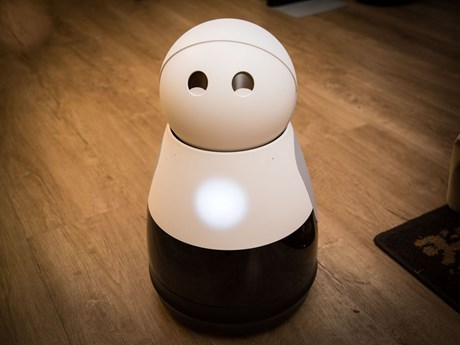 """Thích thú với """"binh đoàn"""" robot ở triển lãm công nghệ CES 2017"""