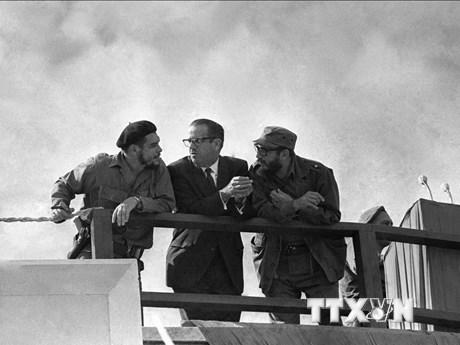 Những hình ảnh chưa từng được biết đến về huyền thoại Che Guevara