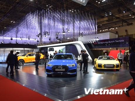Trải nghiệm thế giới công nghệ ôtô thông minh tại Tokyo Motor Show