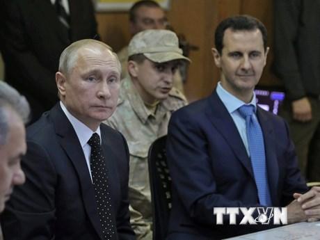 Mỹ nghi ngờ tuyên bố của Tổng thống Putin rút quân khỏi Syria