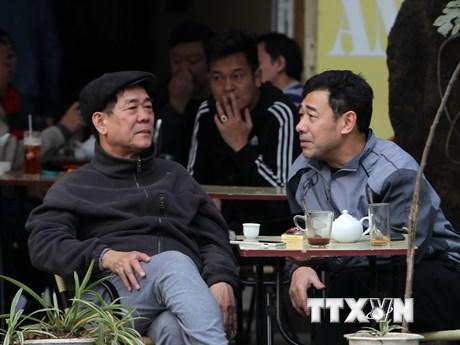 Người Hà Nội nhàn nhã trong chiều cuối năm của Đinh Dậu
