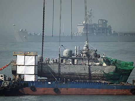 Hàn Quốc có thể yêu cầu Triều Tiên giải thích vụ chìm tàu Cheonan