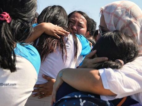 Những khoảnh khắc khó quên từ vùng động đất kinh hoàng Lombok