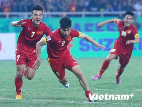 Công Vinh giành hai danh hiệu của bóng đá Đông Nam Á 2014