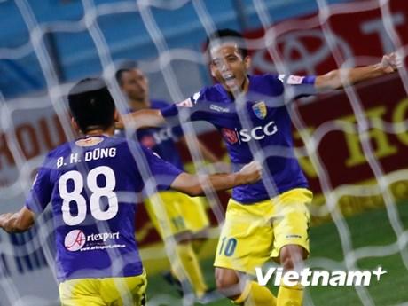 Đại thắng '4 sao', đội bóng bầu Hiển tiến sát chức vô địch thứ 4
