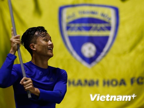 Thanh Hóa mừng ngôi Á quân V-League trong ngày chia tay HLV Petrovic