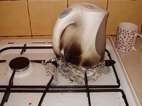 """Thành quả đầy đau thương của những """"thiên tài"""" nấu nướng"""