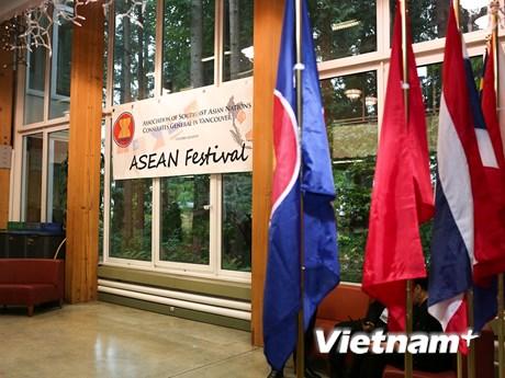 [Photo] Lễ hội ASEAN sôi động và đầy màu sắc ở Canada