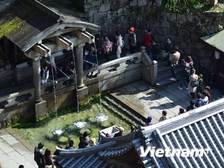 [Photo] Chùa Kiyomizu - ngôi chùa nổi tiếng nhất tại cố đô Kyoto