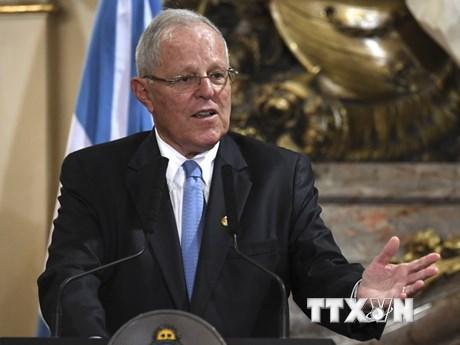 Tổng thống Peru thừa nhận từng cố vấn cho dự án của Odebrecht