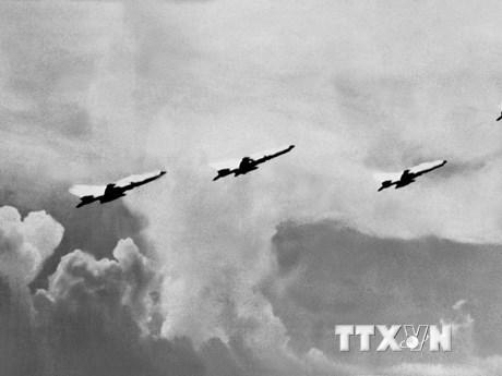 [Photo] Điện Biên Phủ trên không - Những hình ảnh hào hùng