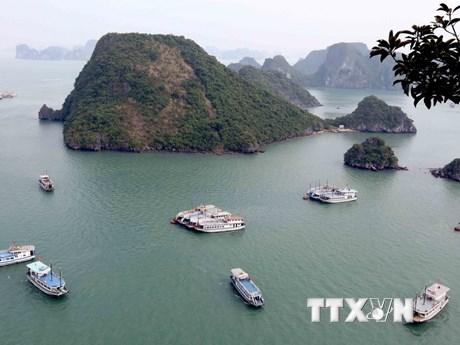 [Photo] Vịnh Hạ Long - di sản thiên nhiên của thế giới