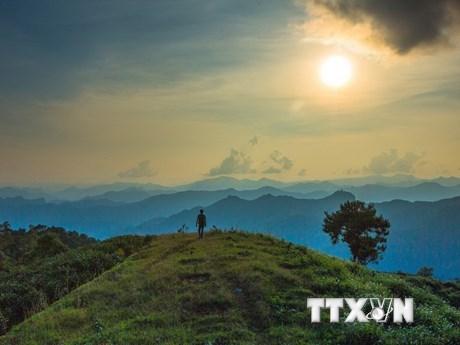 [Photo] Vẻ đẹp nên thơ của Công viên địa chất Non nước Cao Bằng
