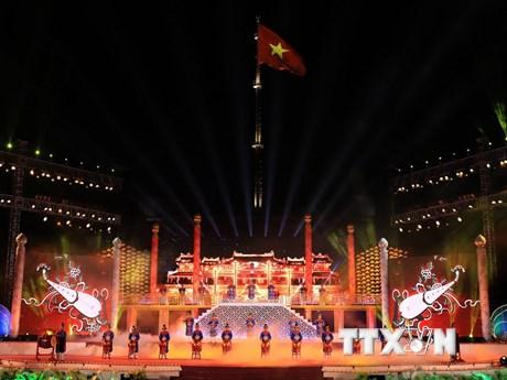 [Photo] Festival Huế 2018 bế mạc trong sắc màu rực rỡ