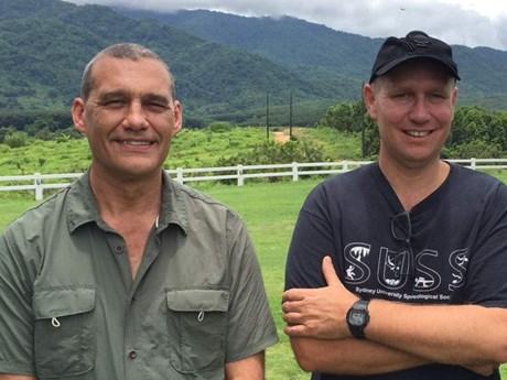 Hai thợ lặn Australia được miễn trừ ngoại giao tại Thái Lan