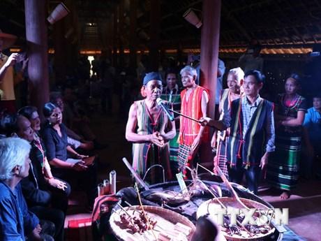 Độc đáo lễ mừng bơ chín của đồng bào dân tộc thiểu số M'Nông