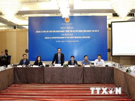 Chủ đề Hội nghị WEF ASEAN 2018 thiết thực, đáp ứng quan tâm chung