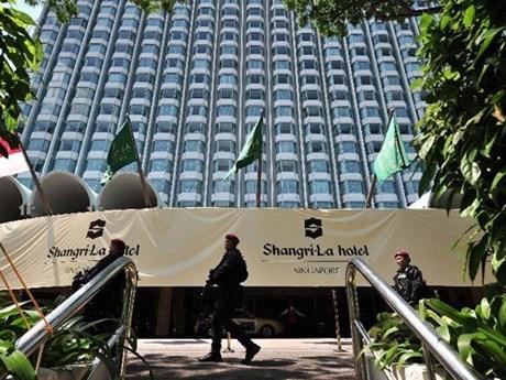 Nhận dạng 3 kẻ liên quan đến vụ nổ súng gần khách sạn Shangri-La