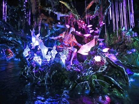 """[Photo] Ngất ngây với """"công viên Avatar"""" trị giá 500 triệu USD"""