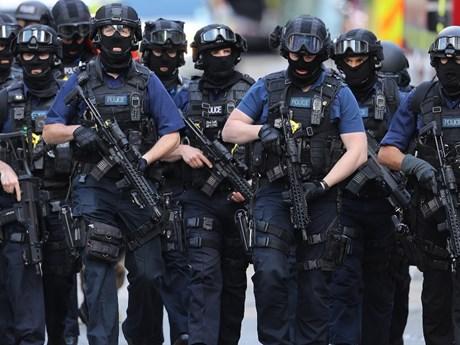 [Photo] An ninh ở London được thắt chặt sau vụ tấn công đẫm máu