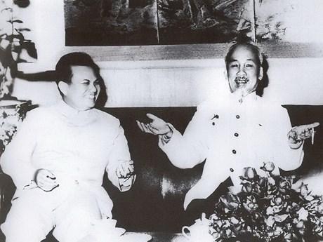 [Photo] Những dấu mốc lịch sử trong quan hệ đặc biệt Việt Nam-Lào