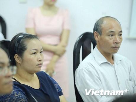 [Photo] Lãnh đạo Bệnh viện Việt Đức xin lỗi về vụ mổ nhầm chân