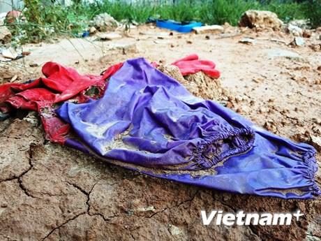 [Photo] Ô nhiễm chất thải nhựa, túi nilon trở thành vấn nạn quốc gia