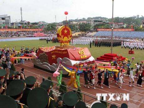 Tổng kết các hoạt động kỷ niệm 60 năm Chiến thắng Điện Biên Phủ
