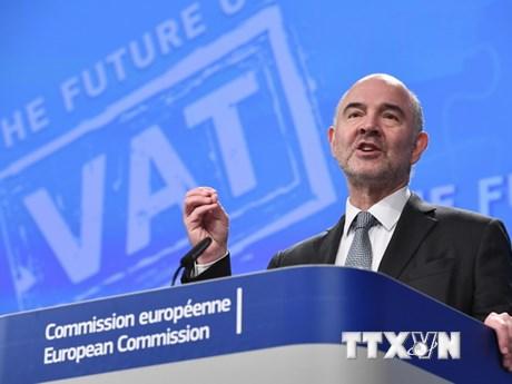 EU không có kế hoạch kéo dài chương trình hỗ trợ tài chính cho Hy Lạp