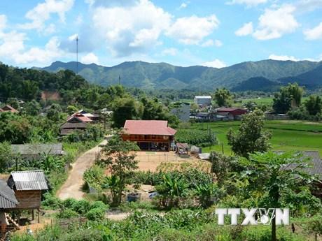 [Photo] Những đổi thay ở vùng căn cứ địa cách mạng Mường Phăng