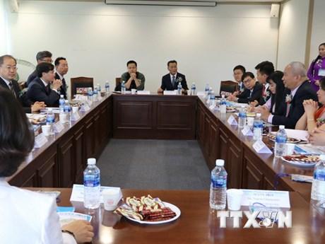 Hàn Quốc đánh giá cao năng lực của các sinh viên Việt Nam